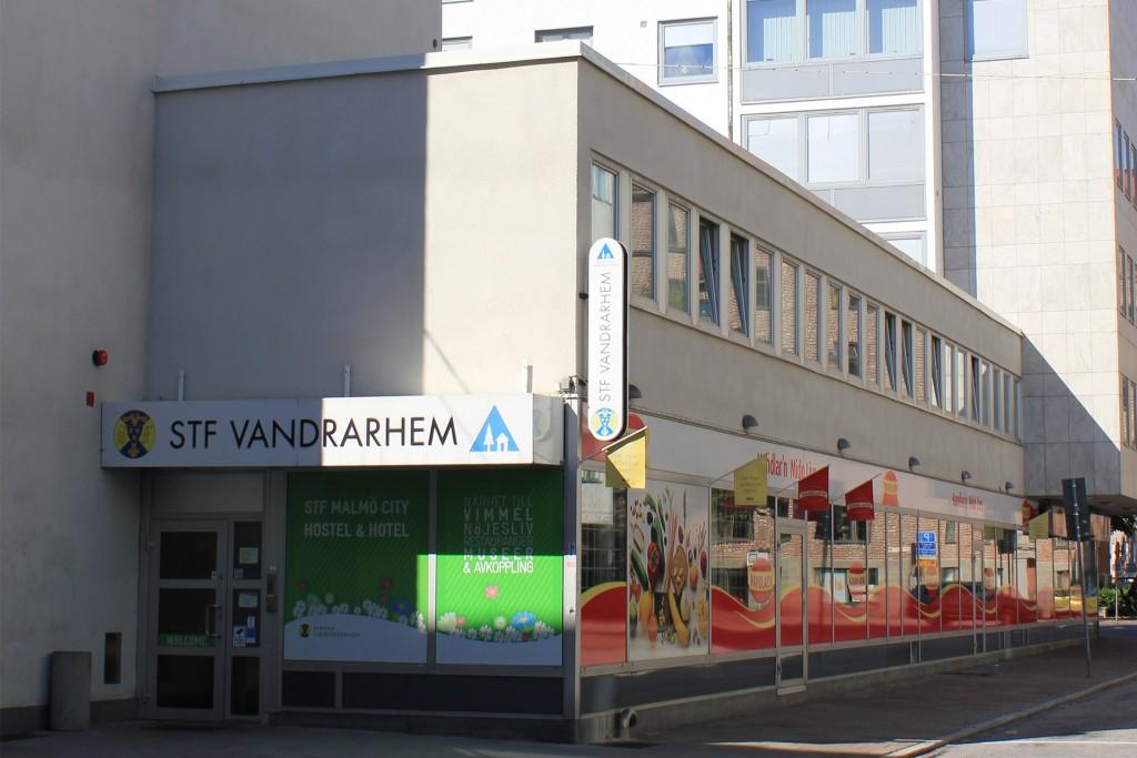PÅBYGGNAD STF VANDRARHEM (PÅGÅENDE)
