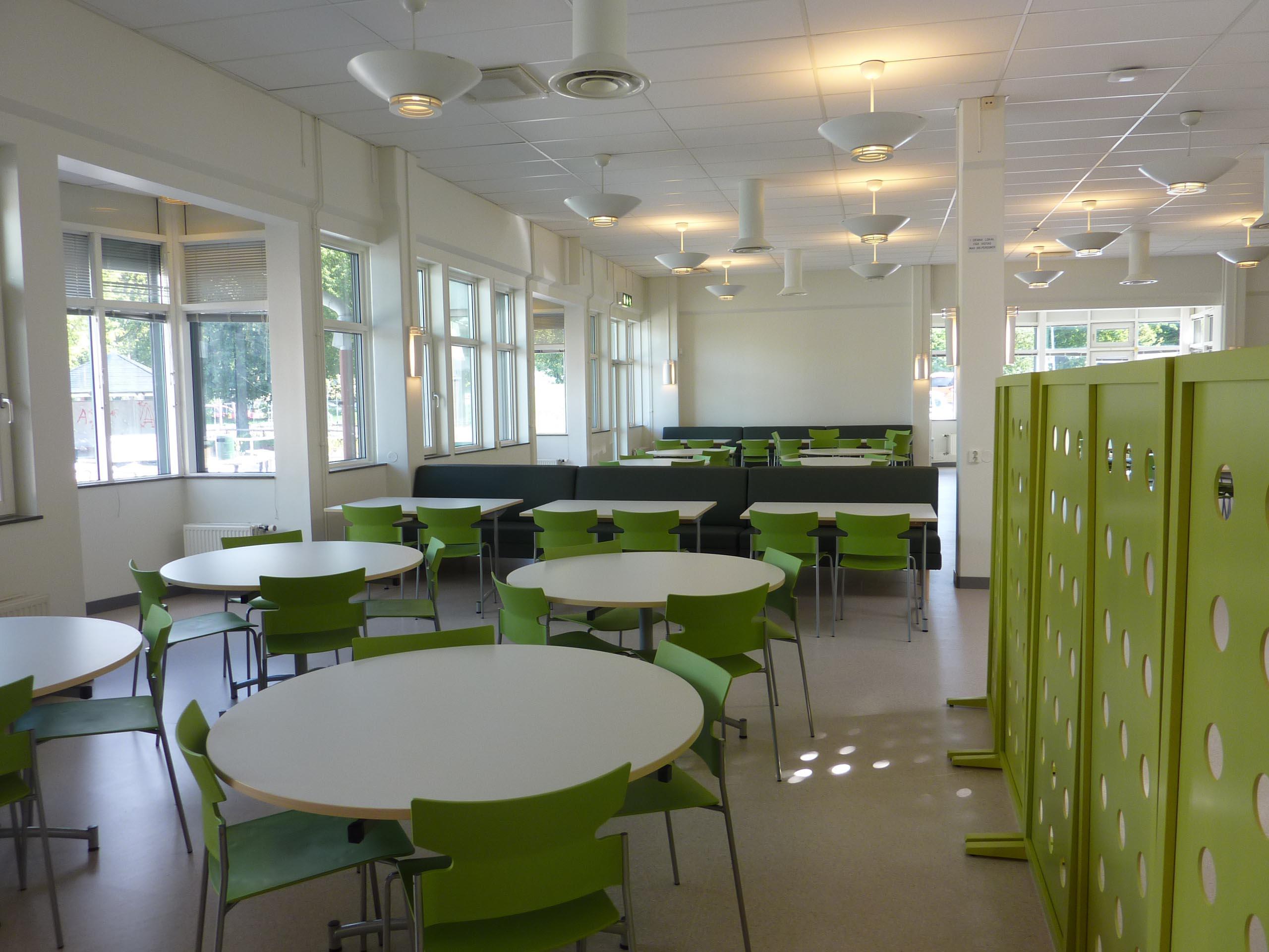 Ombyggnad av Rosengårdskolan färdig