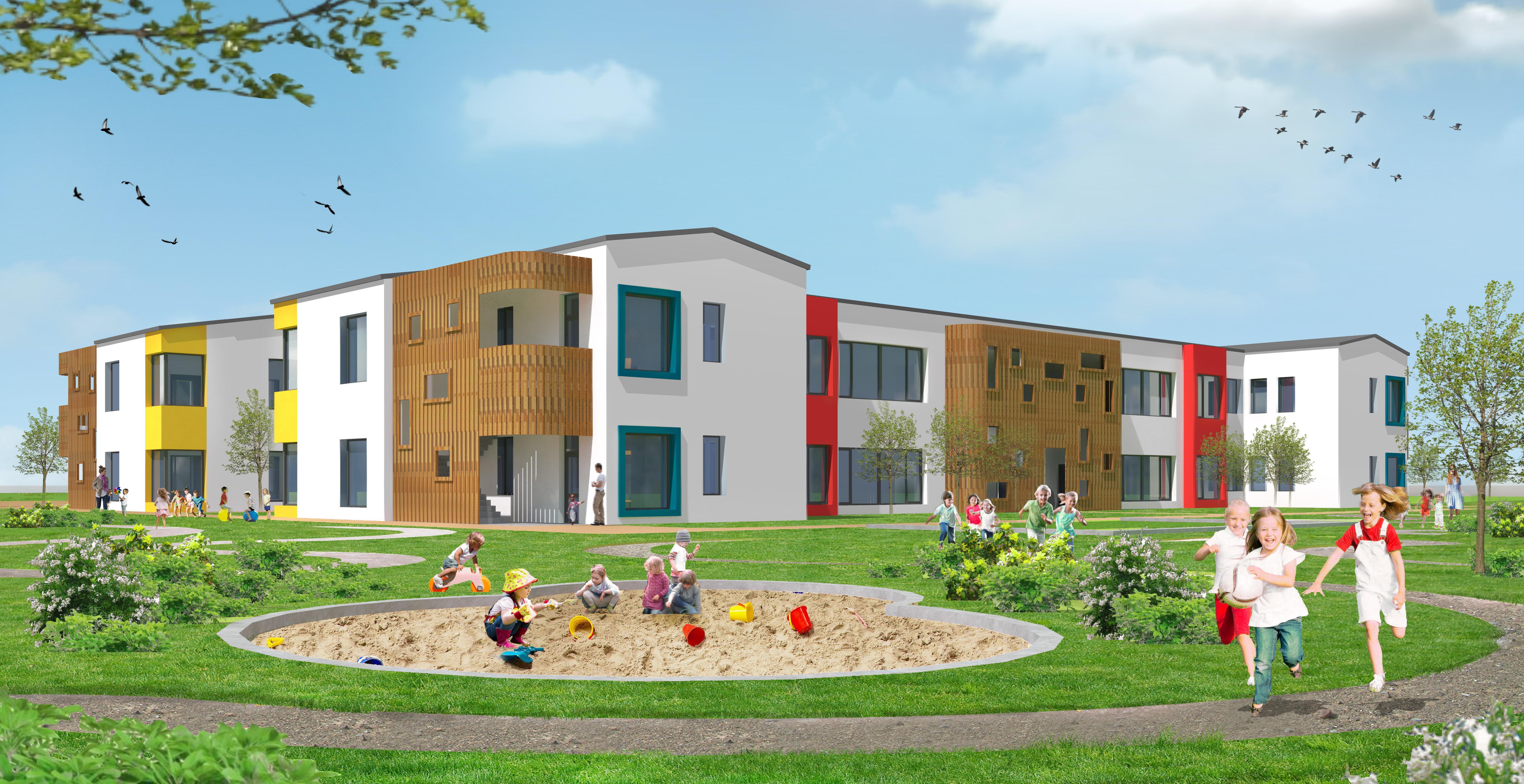 Nytt förskoleprojekt i Löddeköpinge